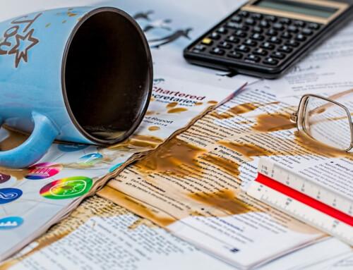 Võimalikud vead raamatupidamises ja 10 reeglit nende vigade vältimiseks